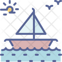 Sea Ship Marine Icon