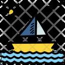 Sea Ship Marine Icon