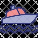 Boat Nautic Outdoor Icon