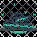 Boat Silhouette Sailboat Icon