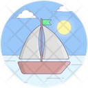 Boat Watercraft Yacht Icon