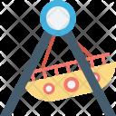 Boat Dragon Swing Icon