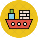 Boat Sailboat Yacht Icon