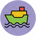 Boat Ship Vessel Icon