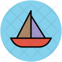 Boat Sail Sailing Icon