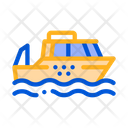Public Transport Water Icon