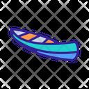 Canoeing Boat Canoe Icon