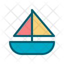 Boat Ship Cruise Icon