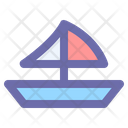 Ship Transportation Shipping Icon