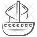 Sailboat Sailing Boat Sailing Ship Icon