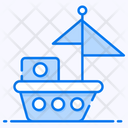 Sailboat Sailing Boat Sailing Ship Icon