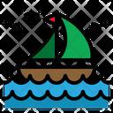 Boat Sail Sailing Icon