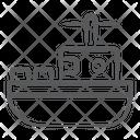 Sailboat Ship Sailing Ship Icon