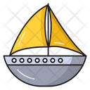 Boat Travel Watercraft Icon