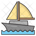 Boat Transport Travel Icon