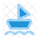 Boat Transportation Transport Icon