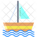 Gboat Boat Water Icon
