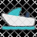 Boat Cruise Transportation Icon