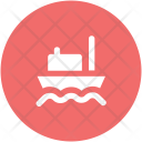 Boat Vessel Cruise Icon