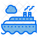 Boat Sea Transport Icon
