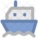 Boat Vessel Cruise Icon