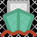 Boat Sailing Vessel Icon