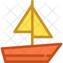Boat Sailboat Sailing Icon