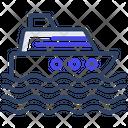 Boat Watercraft Gondola Icon