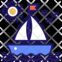 Boat Vessel Yacht Icon