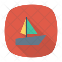 Boat Ship Water Icon