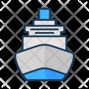 Boat Ship Travel Icon