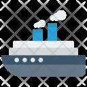 Boat Ship Cruise Icon