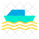 Boat Ship Water Vehicle Icon