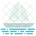 Boat Boating Yacht Icon