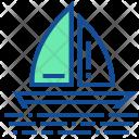 Boat Boating Yacht Icon