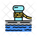 Boat Bollard Icon