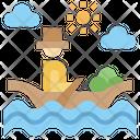 Boat Thailand Icon