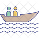 Boat Boating Ship Icon