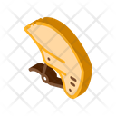 Canoe River Water Icon
