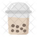 Boba Tea Icon