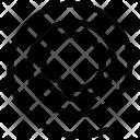 Bobbin Sewing Thread Icon