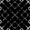 Bobbin Thread Sewing Icon