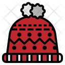 Bobble Hat Red Icon