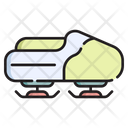 Bobsled Icon