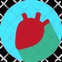 Body Part Heart Icon