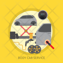 Body Car Service Icon
