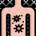 Cancer Body Virus Icon