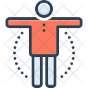 Body Gender Corporality Icon