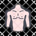 Body Muscles Abdomen Icon