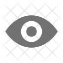Body Organ Eye Icon